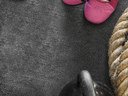gym floor background