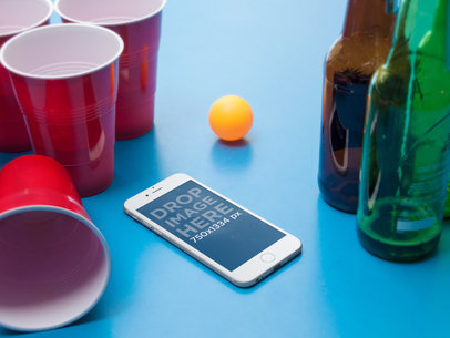 iPhone 6 At Party