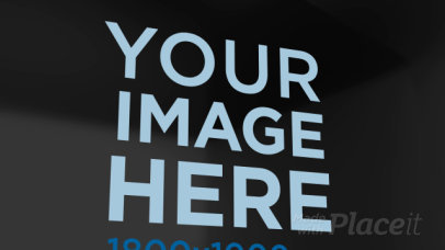 Logo Animation - Unfocused Logo Closeup a17547b