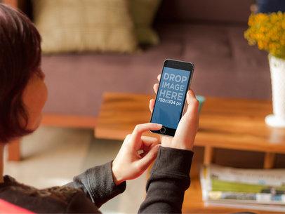 iPhone 6 Lounge Living Room