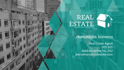 Real Estate Business Cards Templates a59