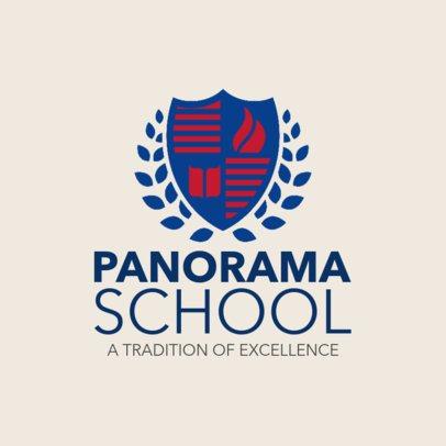 Academy Logo Maker a1087