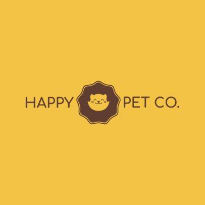 Pet Shop Logo Maker a1161