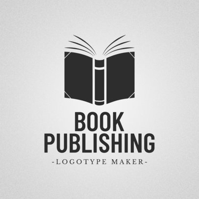 Book Publishers Logo Maker a1142