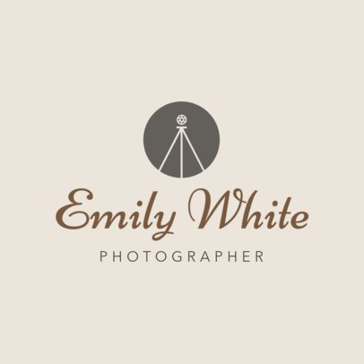 Photography Logo Maker a1196