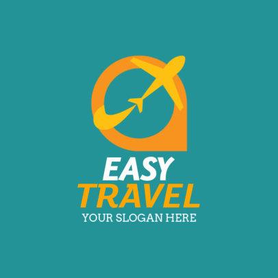 Travel Agency Logo Maker a1148