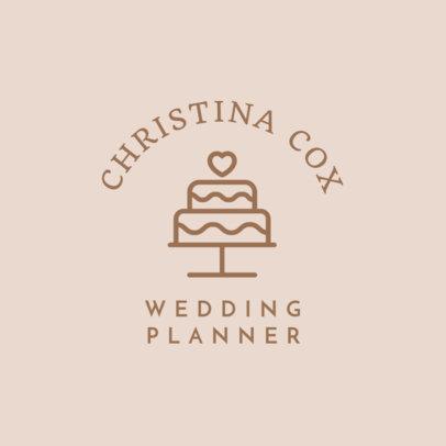 Logo Maker for a Wedding Planner 1243