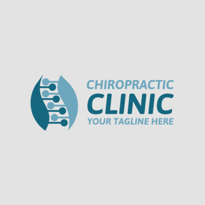 Chiropractic Logo Maker a1188