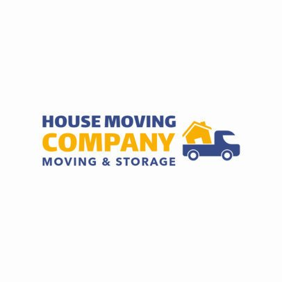 Moving Company Logo Maker a1197