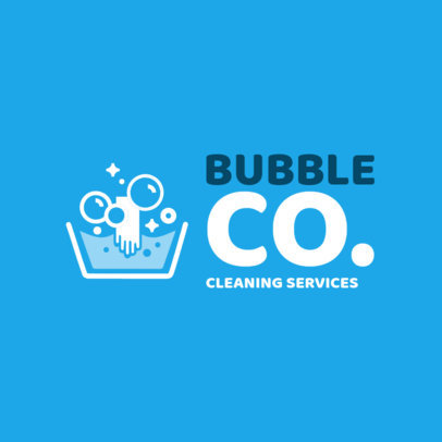 Cleaning Services Logo Maker a1204