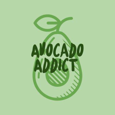 Avocado T-Shirt Maker 343a