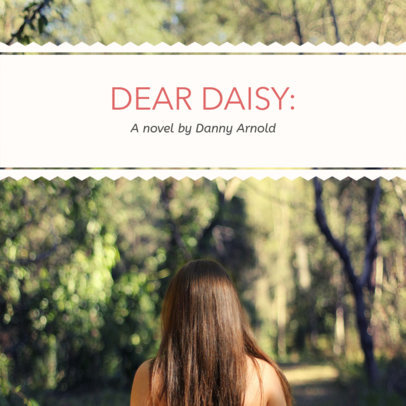 Romantic Novel Book Cover Maker 405d