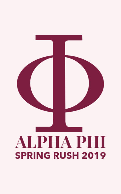 Fraternity Rush Event Shirt Maker 214d