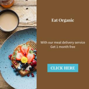 Online Ad Maker for Food Delivery Promo 16642c