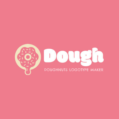 Logo Template for Donut Shops 1012c