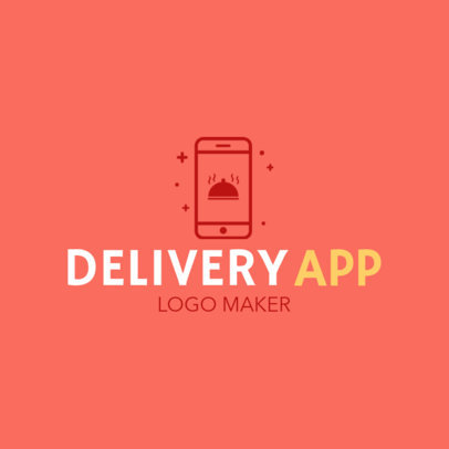 Delivery App Logo Maker