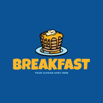 Breakfast Logo Maker 1029d