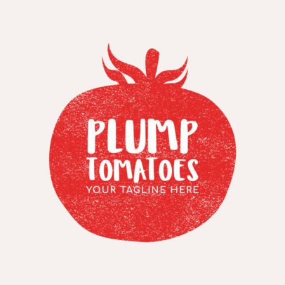 Logo Maker with Fresh Produce Graphics 1125d