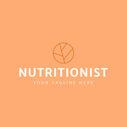 Online Logo Maker for Nutritionists 1180c