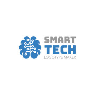 Tech Company Logo Maker 1135c