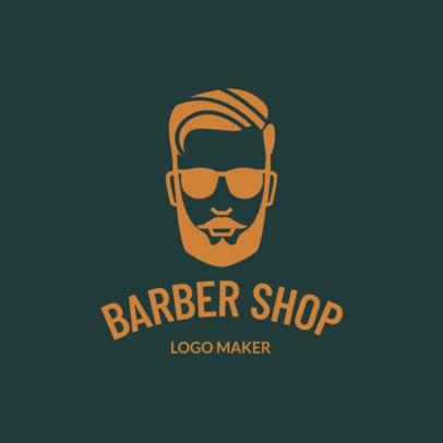 Custom Logo Maker for Barber Shops 1153d