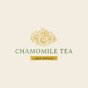 Logo Maker for Organic Tea Brands 1192e