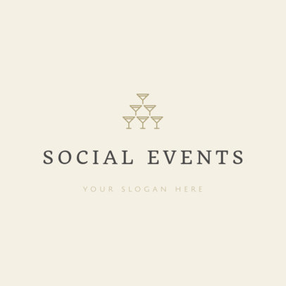 Custom Logo Maker for Event Managers 1217e