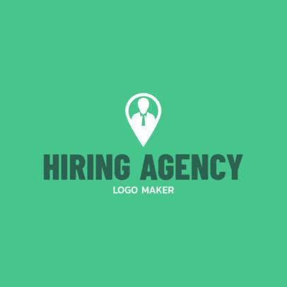 Employment Agency Logo Maker 1212c