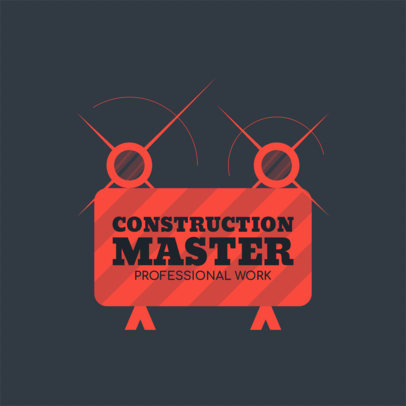 Construction Logo Maker for Construction Companies 1200