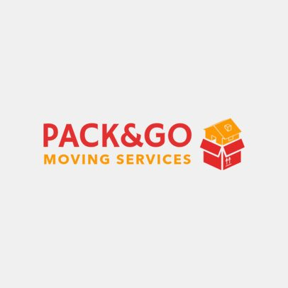 Online Logo Maker for Moving Companies 1197c