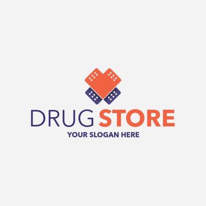 Drugstore Logo Maker 1157a