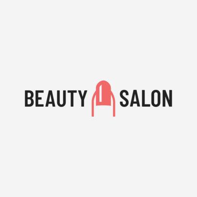 Nail Salon Logo Maker 1150b