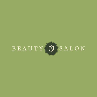 Unisex Salon Logo Maker 1150d