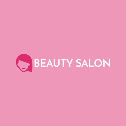 Hair Salon Logo Maker 1150e