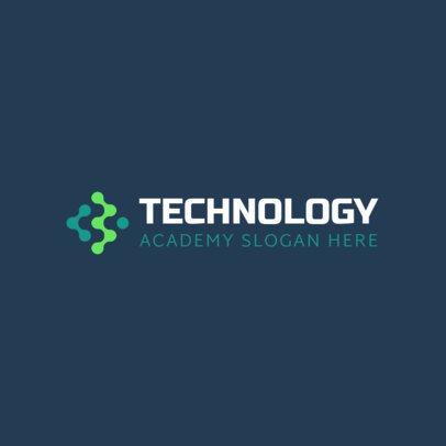 Technology Logo Maker 1140b
