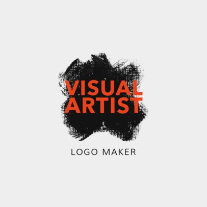 Abstract Logo Maker for Artists 1187a