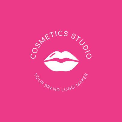 Cosmetics Store Logo Maker 1145e