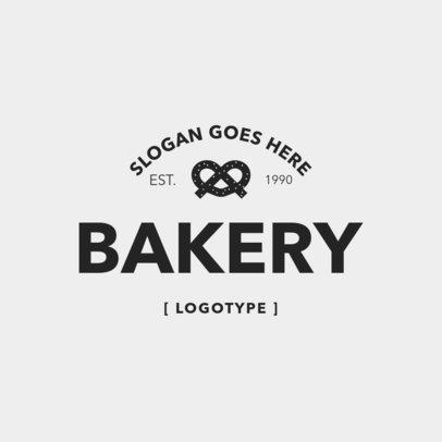Bakery Logo Maker 1115a