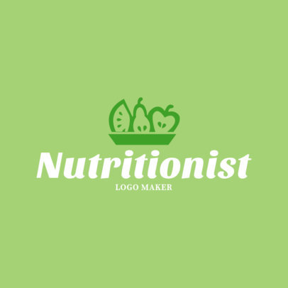 Online Logo Maker for Dietitians 1011d