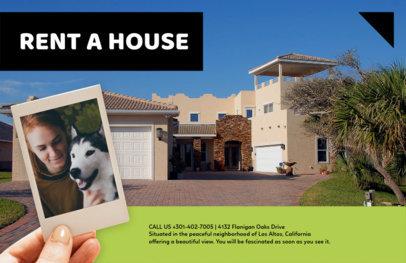 Flyer Maker for Rental Homes 251c