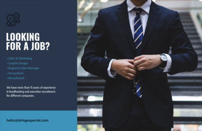 Job Online Flyer Maker 297d