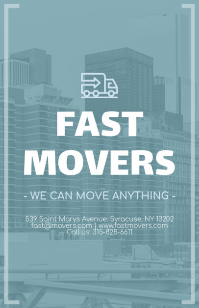 Movers Flyer Maker 220c
