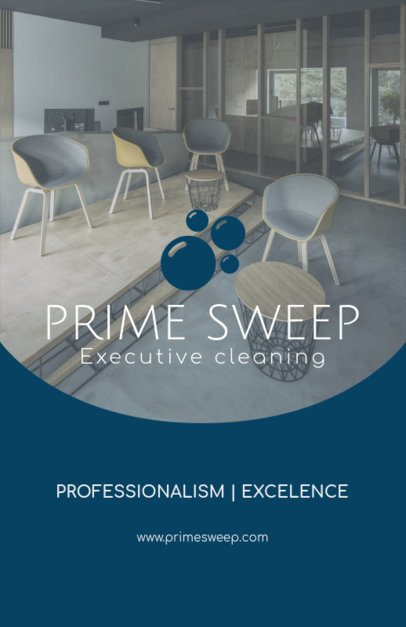 Commercial Cleaning Online Flyer Maker 271d