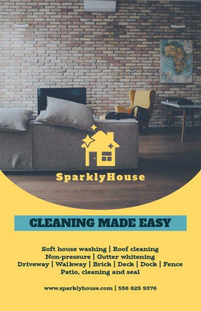 Laundry Online Flyer Maker 271e