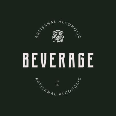 Alcohol Logo Maker for Alcohol Brands 1207