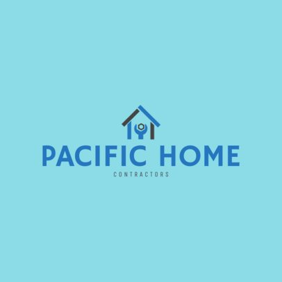 Logo Maker for Home Repair Services 1146d