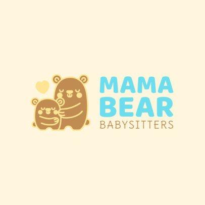 Logo Maker to Design a Logo for Nanny Services 1198e