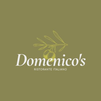 Online Logo Templates for a Ristorante with Spice Icons 1178e