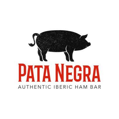 Restaurant Logo Maker for Iberic Restaurant Logos 1223c