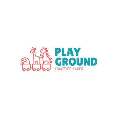 Logo Maker for Playgrounds 1177c